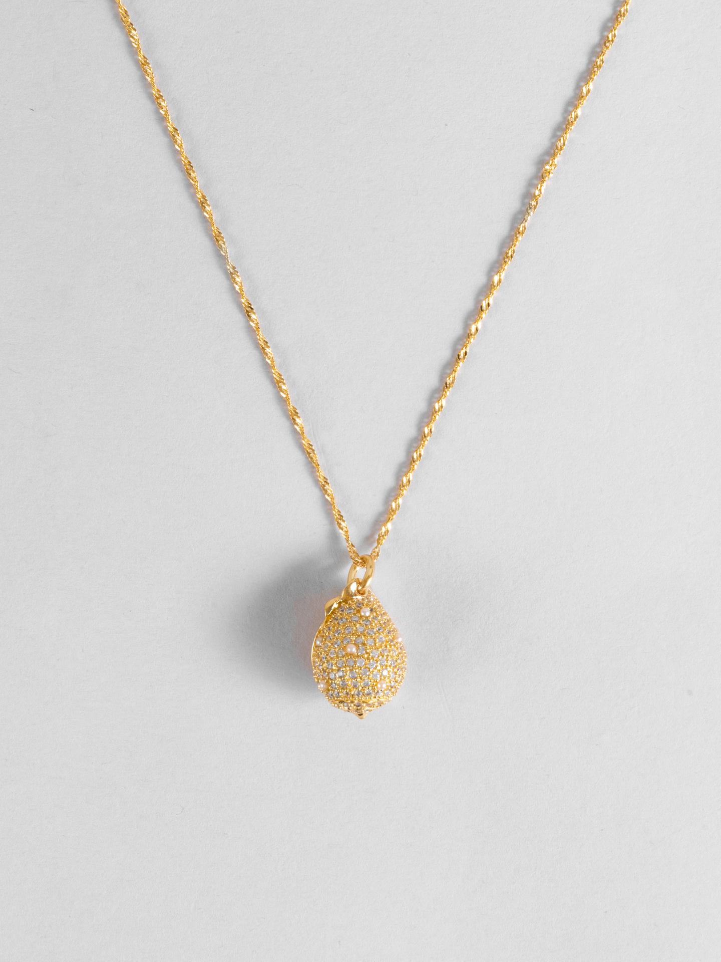 Pearl Shell Halskette