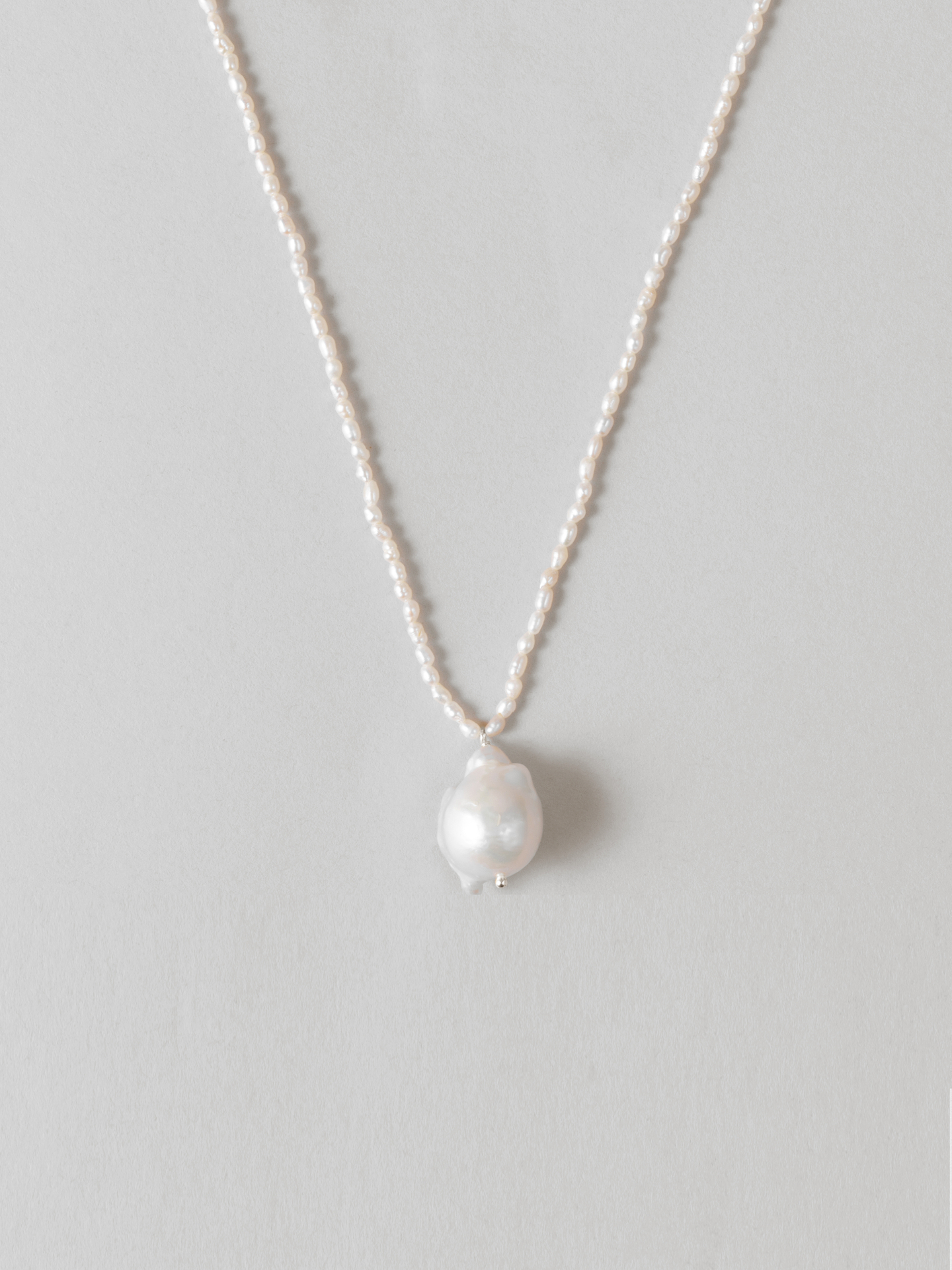 All pearls Necklace