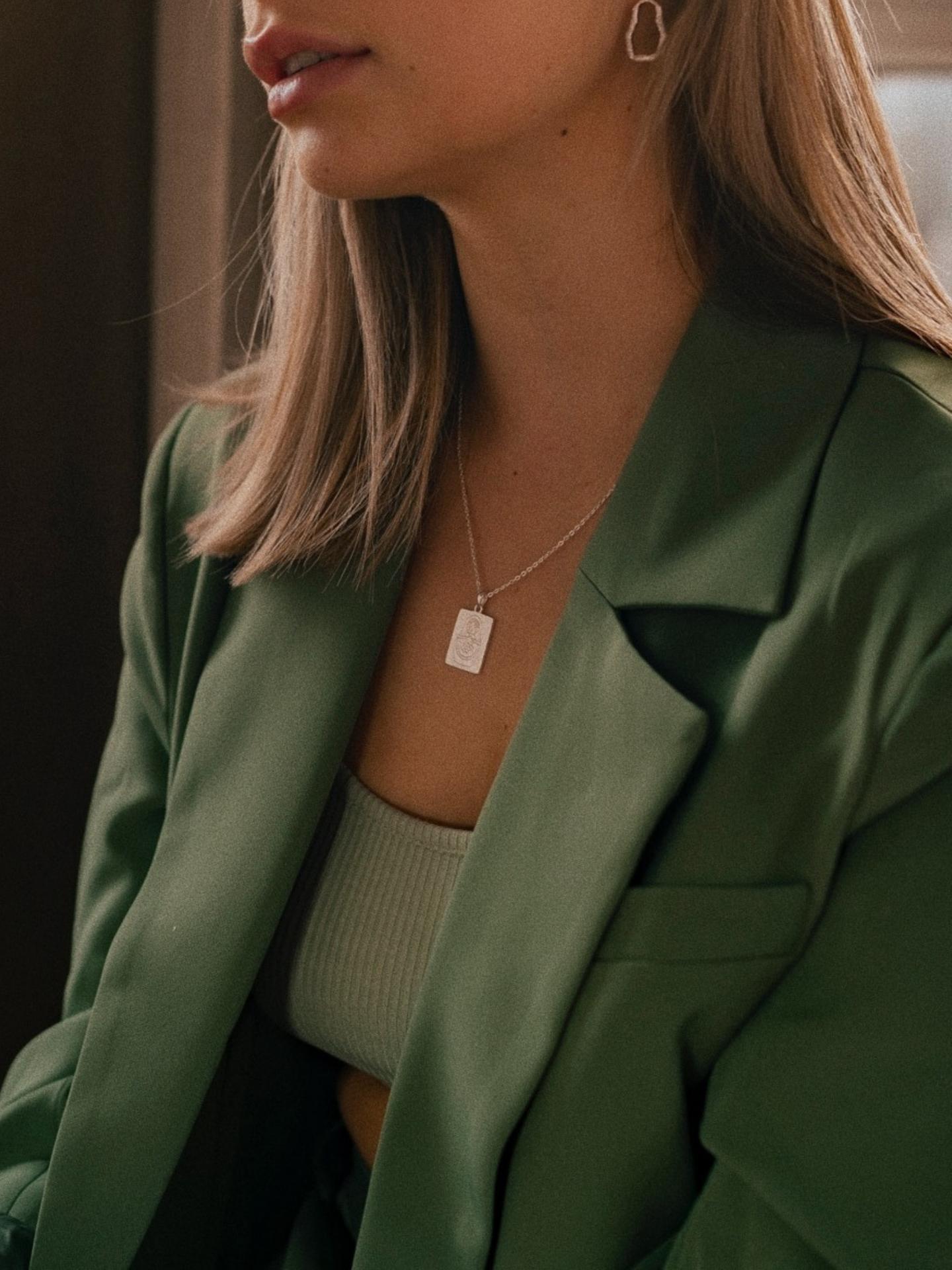 Matryoshka Halskette