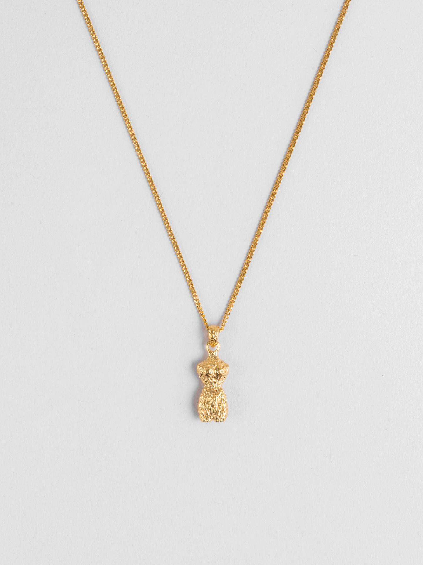 Female Body Necklace