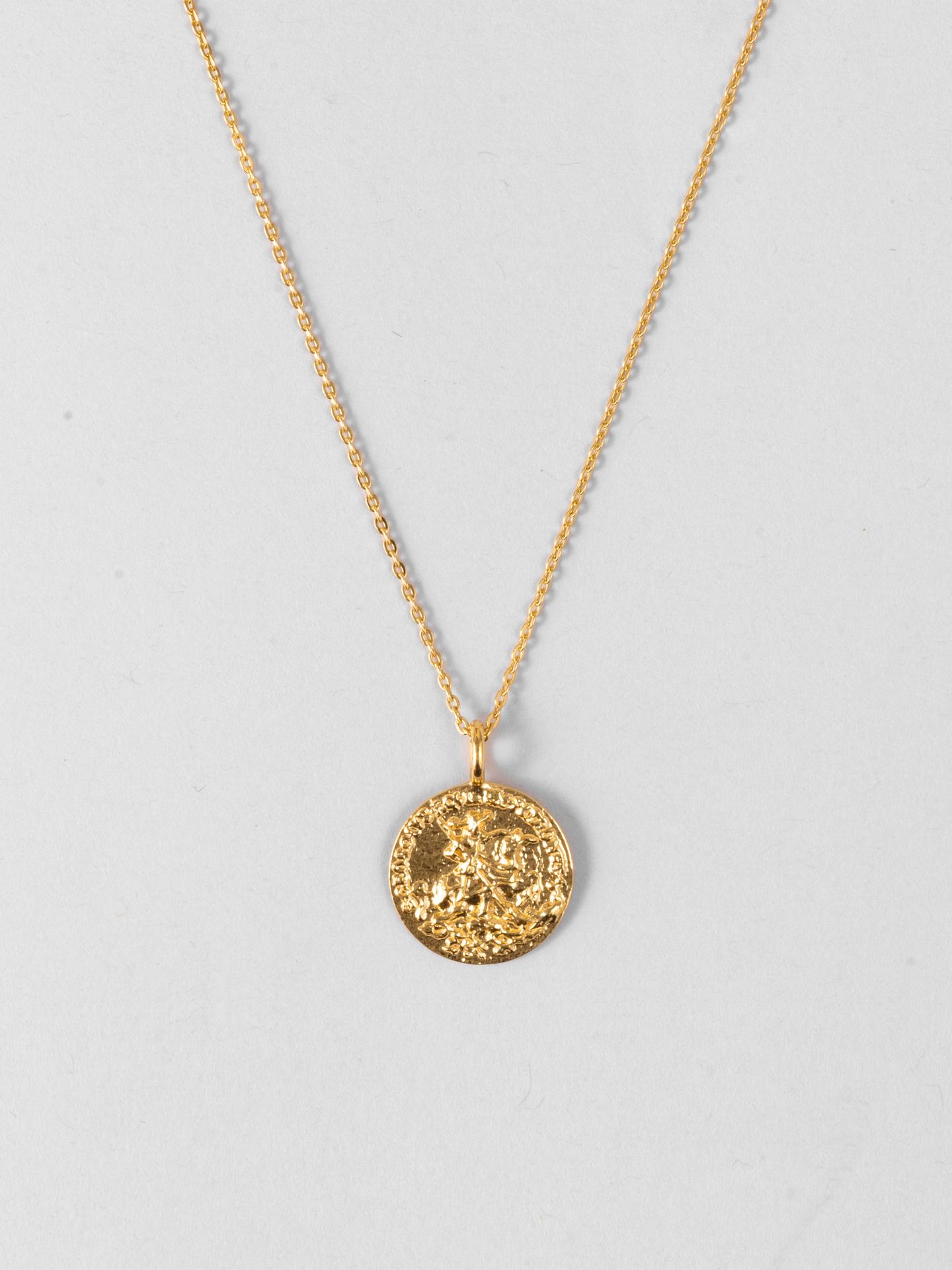 Big Coin Halskette