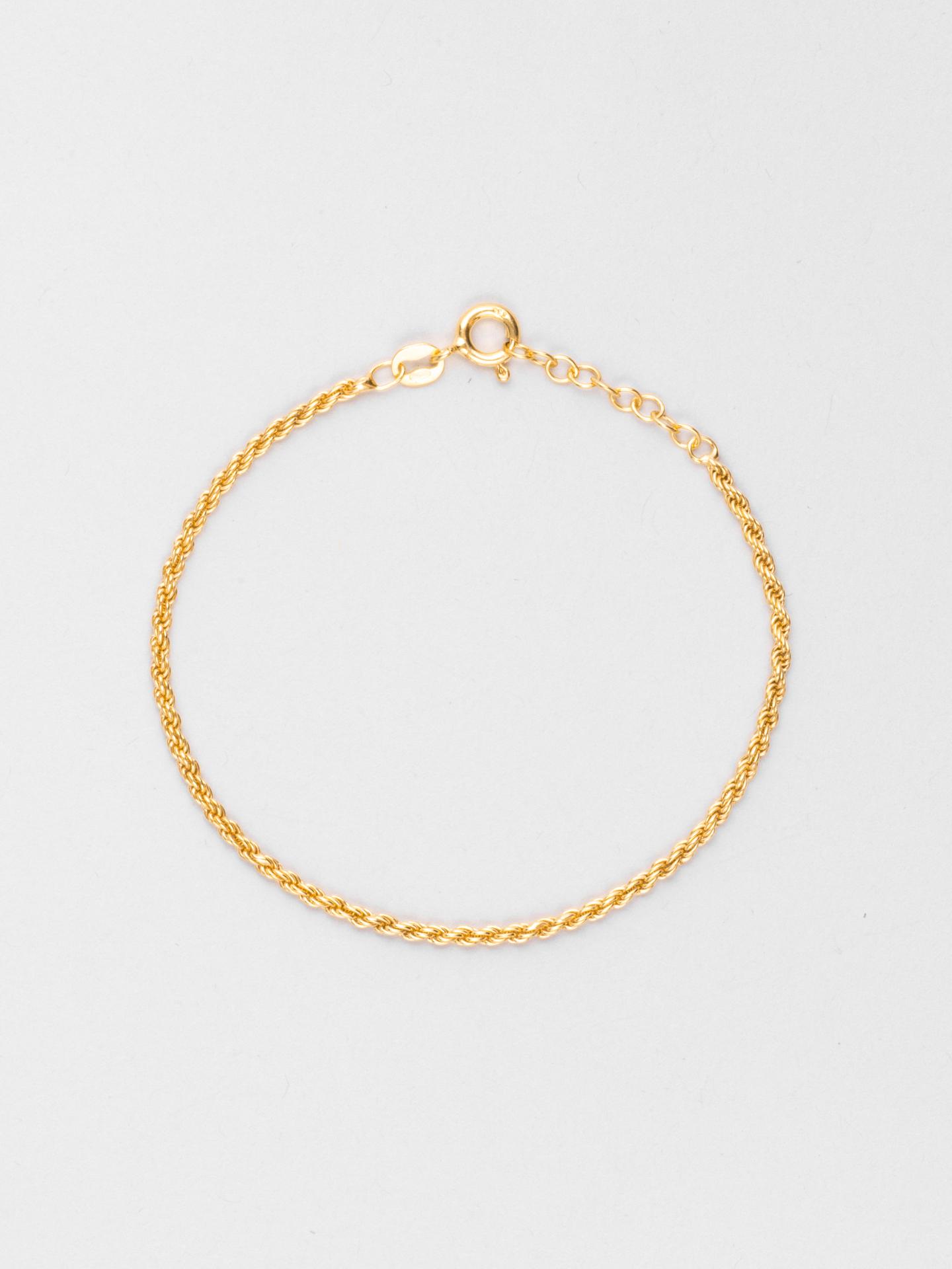 Delicate Rope Bracelet