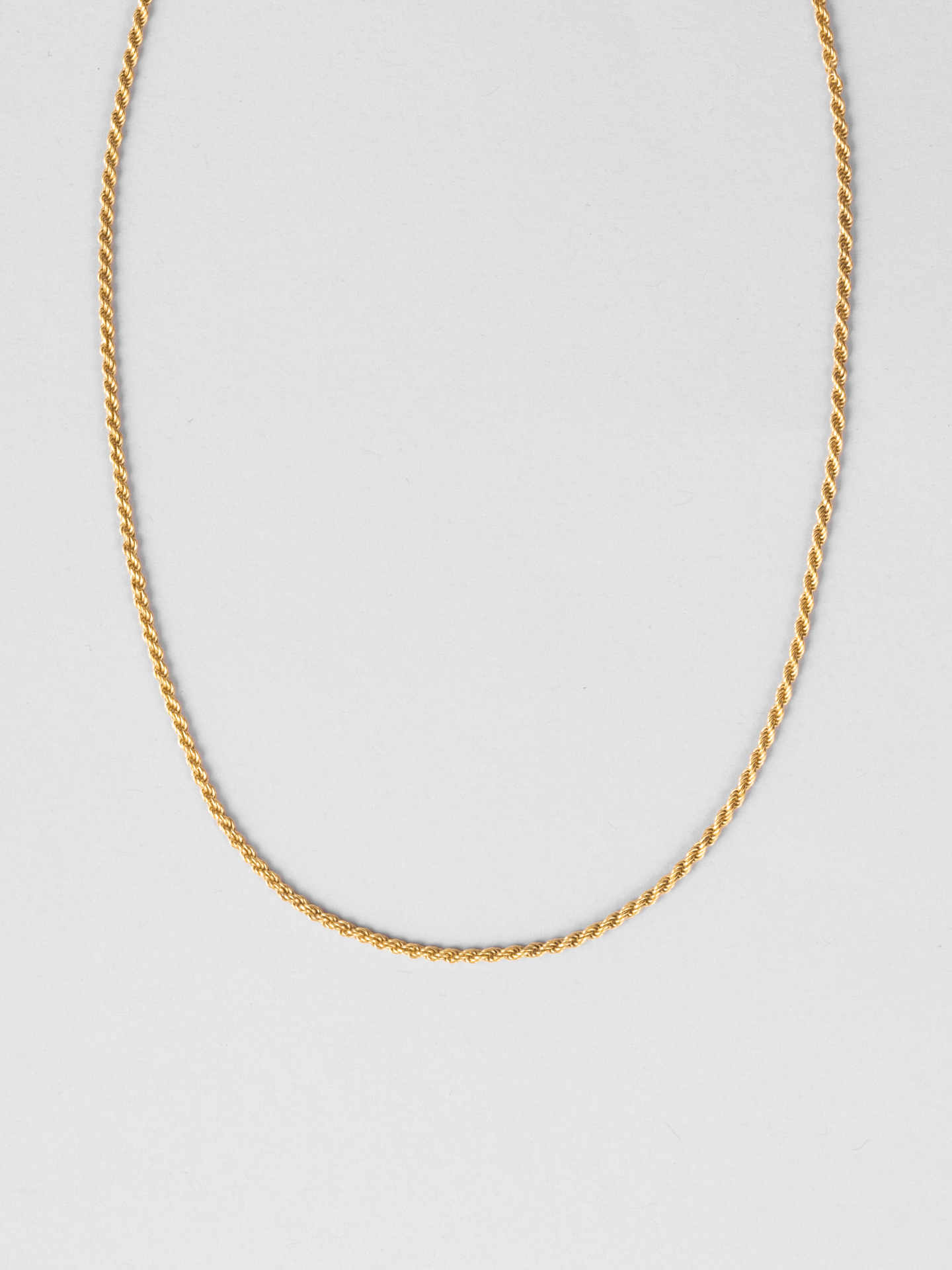 Delicate Rope Halskette