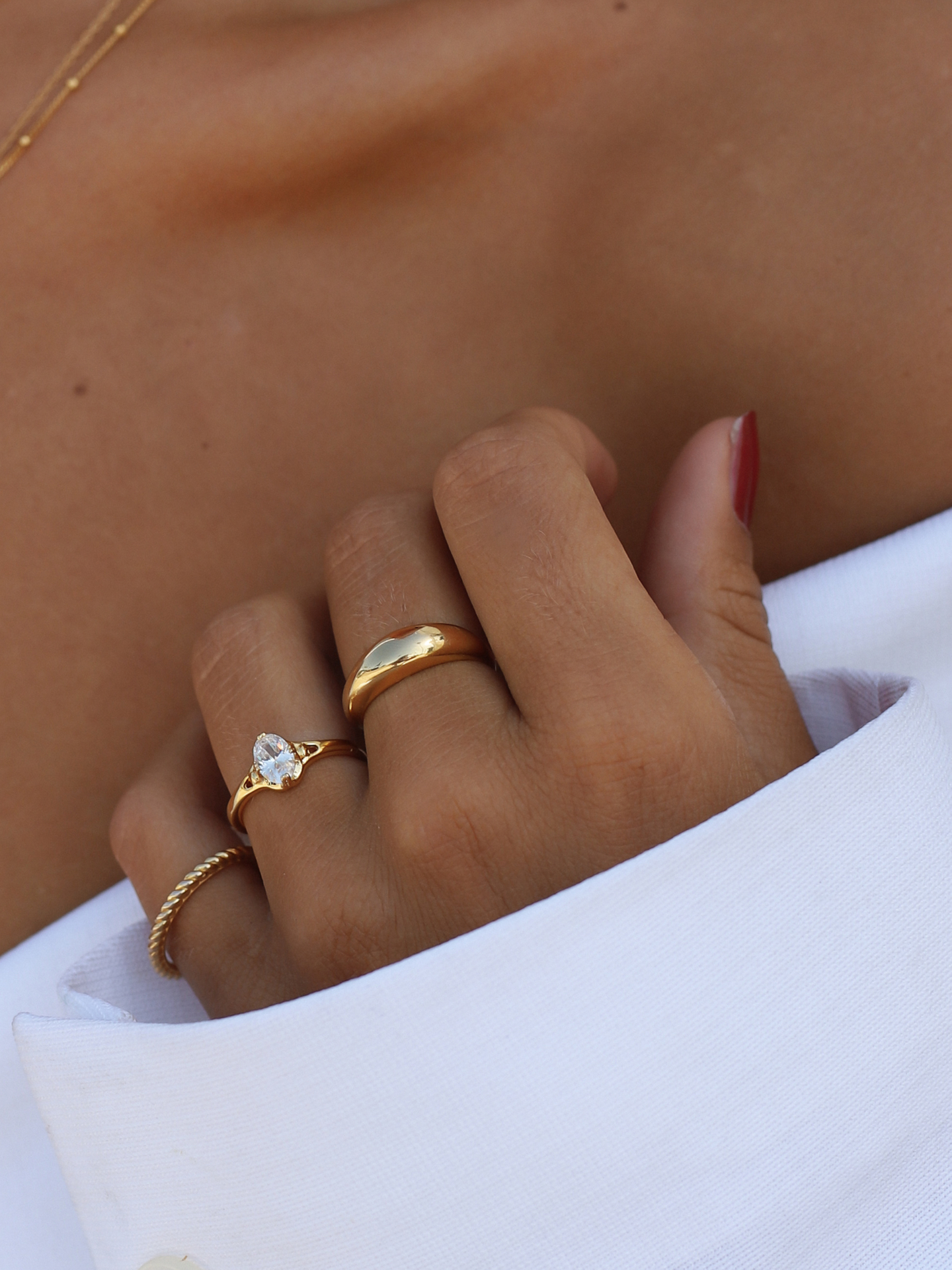 Bague Twisted Dream