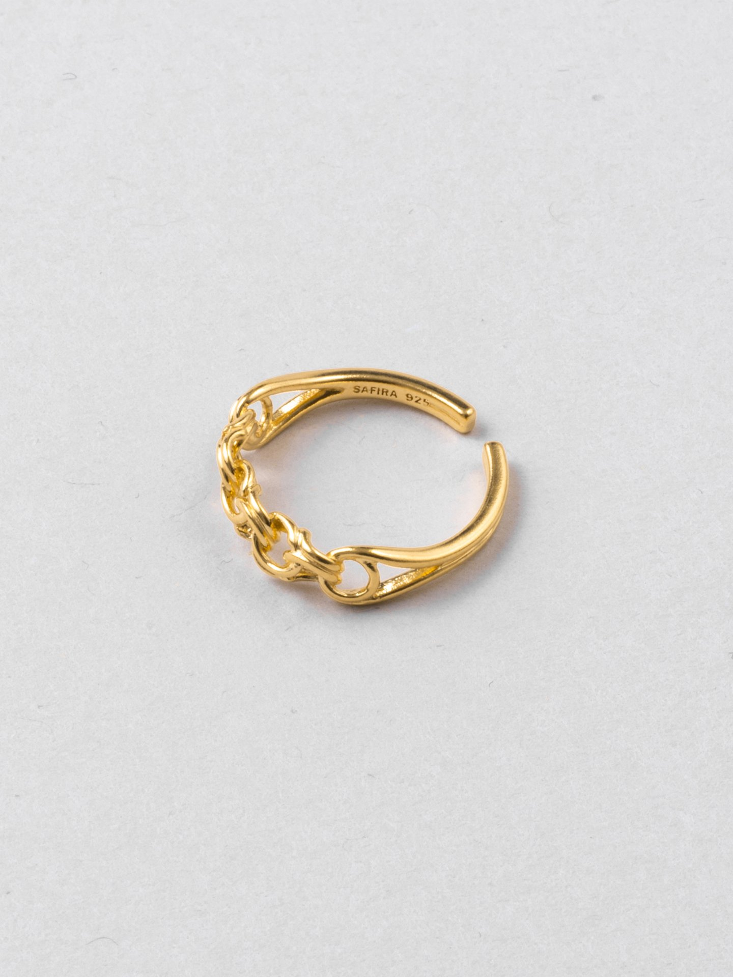 Small Bismarck Chain Ring