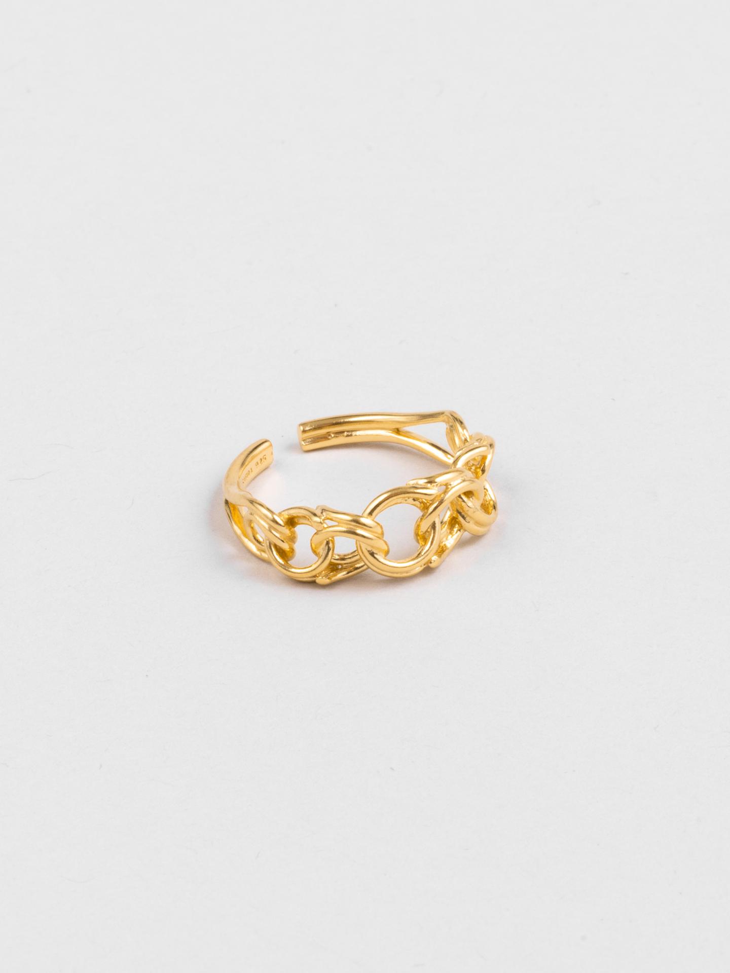 Mid Bismarck Chain Ring