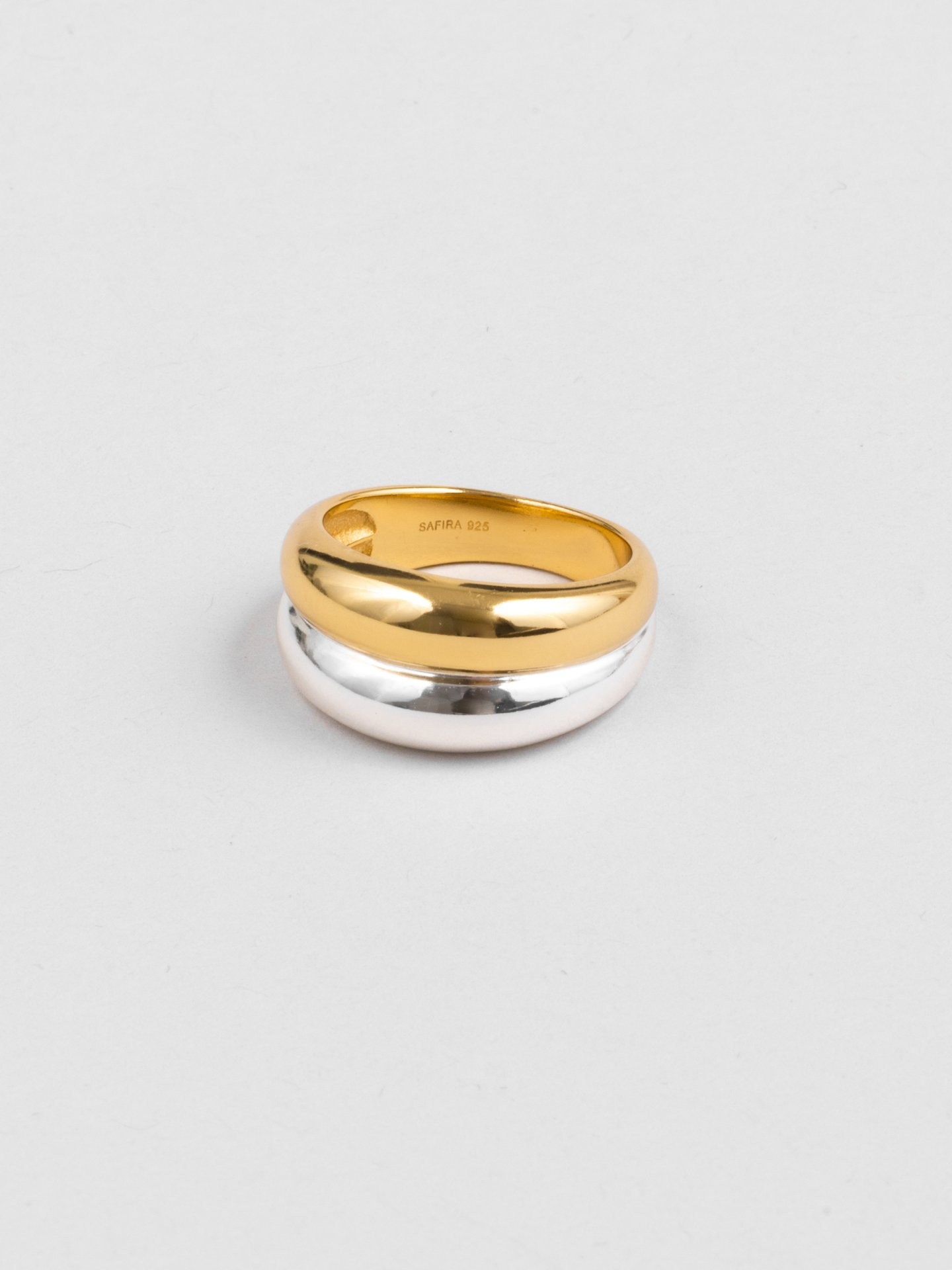 Mixed Twin Ring